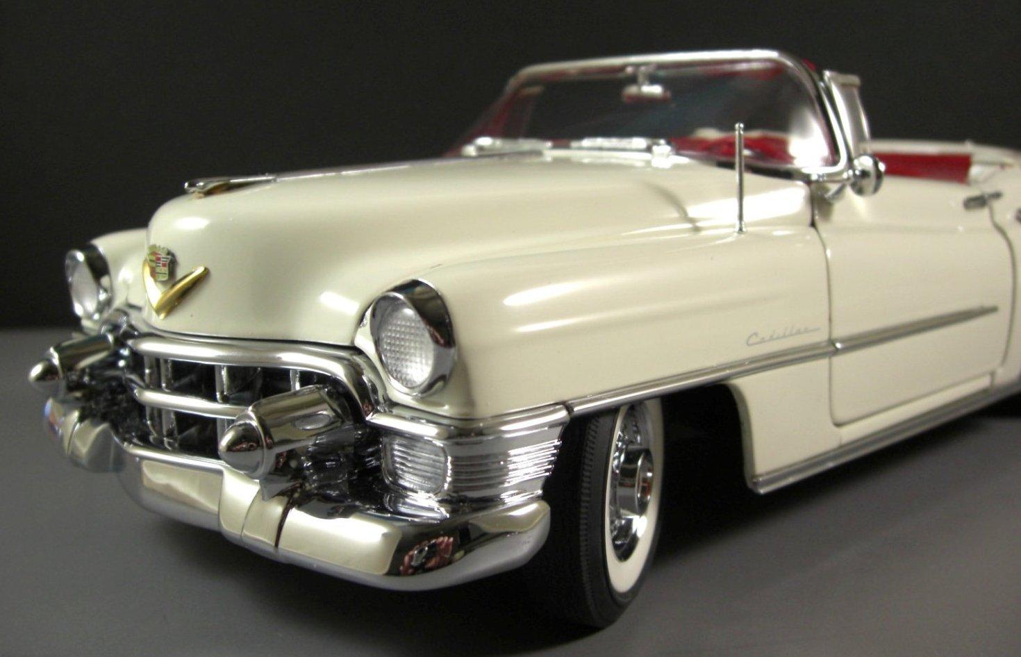 STUNNING 1953 Cadillac Eldorado Convertible Model Car Danbury Mint