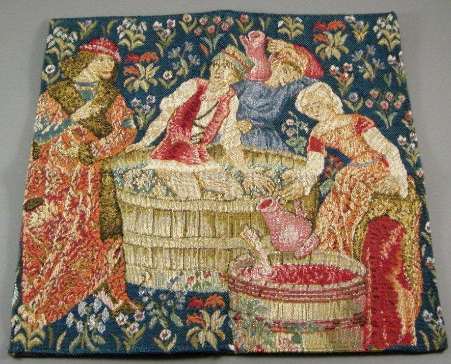 Estate Gobelin Handmade Tapestry Needlepoint in Original Packaging