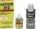 03325 Rearview Mirror Adhesive Kit - 24 ml by Loctite