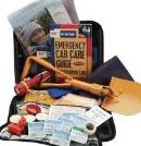 65-Piece Winter Severe Weather Travel Kit by AAA