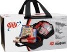 42 Piece Emergency Road Assistance Kit by AAA
