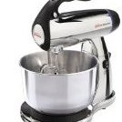 2379 Mixmaster 300-Watt 12-Speed Stand Mixer with Stainles by Sunbeam