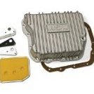 10280 Aluminum Transmission Pan by BM
