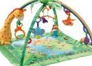 Rainforest Melodies and Lights Deluxe Gym by Fisher-Price