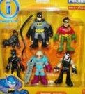 DC Super Friends Exclusive Batman Heroes  Villains Pa by Imaginext