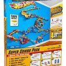 WALL Tracks Super Combo Pack4 Sets in One by Hot Wheels
