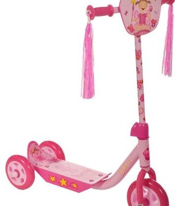 Image 0 of 3 Wheel Scooter Pink by Pinkalicious