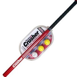 Image 0 of 18quot; Crusher Training Bat by Heater Sports