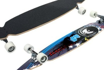 Image 0 of Atom Pin-Tail Sc Longboard 44-Inch by ATOM