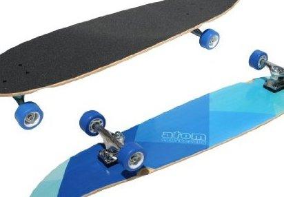 Image 0 of Atom Kick-Tail Longboard 39-Inch by Atom Longboards