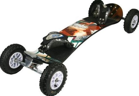 Image 0 of Core 95 Mountainboard by MBS