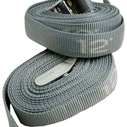 Image 0 of Aire Heavy Duty Cam Straps One Color 12ft - 2 Pack by AIRE