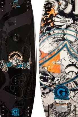 Image 0 of 2013 Super Trip 143 Wakeboards by Liquid Force
