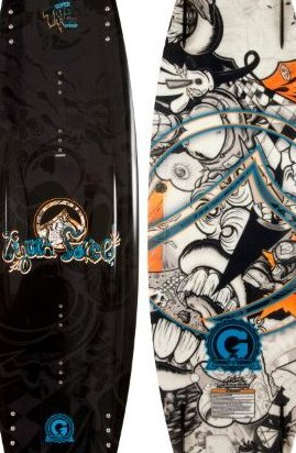 Image 0 of 2013 Super Trip 147 Wakeboards by Liquid Force