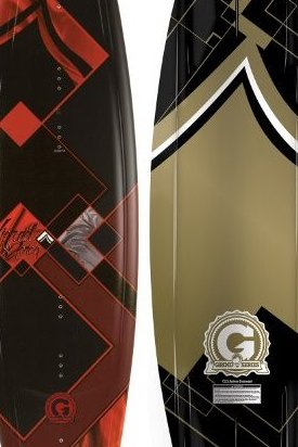 Image 0 of 2012 Jett Grind 132 Womens Wakeboards by Liquid Force