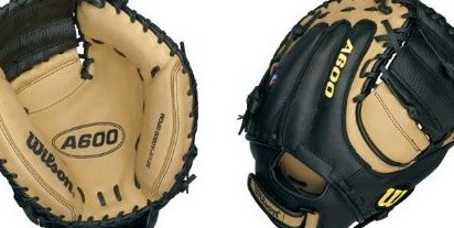Image 0 of A600 DPCM Baseball Catchers Mitt by Wilson