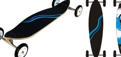 Image 0 of Atom Cruiser Longboard by Atom Longboards