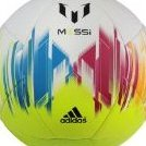 Image 0 of Adidas F50 Messi X-ITE BALL White/Solar Slime/Solar Blue  by adidas