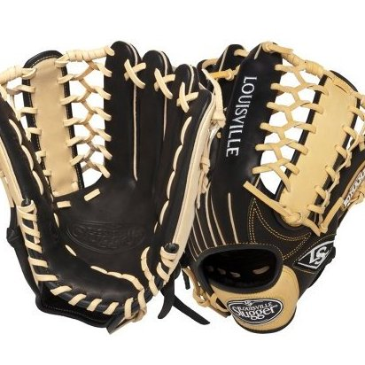 Image 0 of 12.75-Inch FG Omaha Flare Baseball Outfielders by Louisville Slugger
