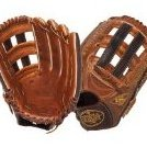 Image 0 of 13-Inch FG Omaha Pro Baseball Outfielders Glove by Louisville Slugger