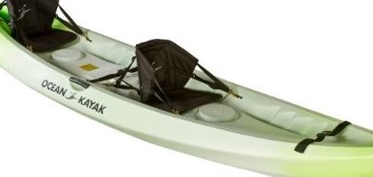 Image 0 of 12-Feet Malibu Two Tandem Sit-On-Top Recreational Kaya by Ocean Kayak
