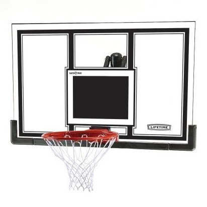 Image 0 of 71526 Competition Square Shatter Guard Basketball 54-Inch by Lifetime