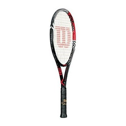 Image 0 of 11 Bold BLX Tennis Racquet Unstrung by Wilson