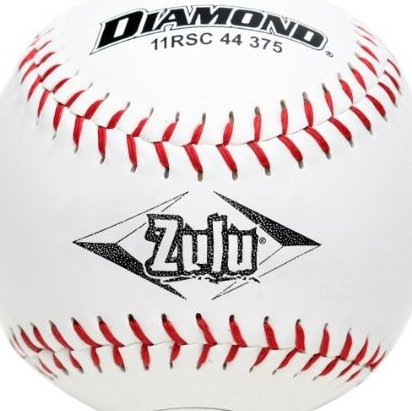 Image 0 of 11rysc 44 375 ASA Leather Optic Softball Dozen by Diamond Sports