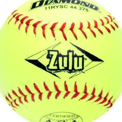Image 0 of 11rysc 44 375 ASA Super Synthetic Optic Softball D by Diamond Sports