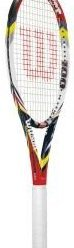 Image 0 of 12 Steam 100 BLX Tennis Racquet-3 by Wilson