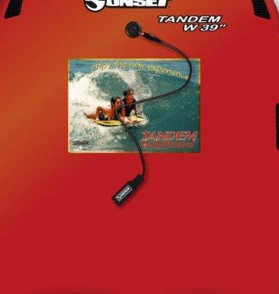 Image 0 of 42.5X39 Tandem Body Board Red 39-Inch by Liquid Shredder