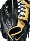 Image 0 of Bf1534 Diamond Elite Select Mod Trap 11.5quot; - Black/Butter by Nike