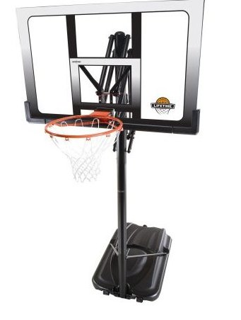 Image 0 of 71286 XL Portable Basketball System with 52-Inch Shatter by Lifetime