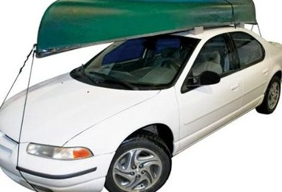Image 0 of Attwood Car-Top Canoe Carrier Kit by attwood