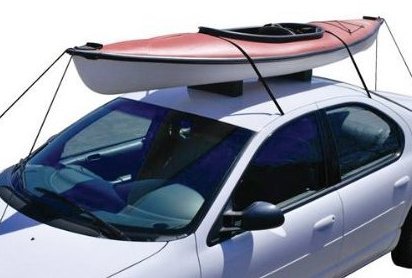 Image 0 of Attwood Car-Top Kayak Carrier Kit by attwood
