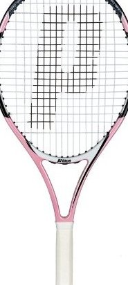 Image 0 of 25 Strung Junior Tennis Racquet 4 1/8-Inch by Prince Global Sports