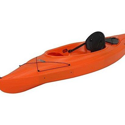 Image 0 of Adult Payette Sit-Inside Kayak Orange by Lifetime