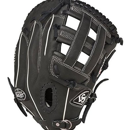 Image 0 of 13-Inch FG Pro Flare First Basemans Mitts Blac by Louisville Slugger