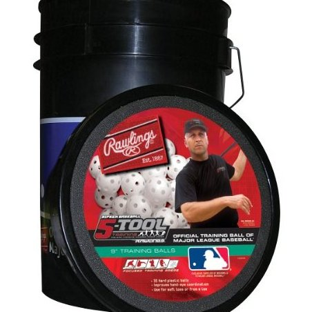 Image 0 of 9-Inch 30-Pack Trainball by Rawlings