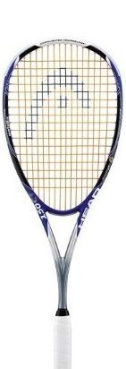 Image 0 of 150 CT Squash Racquet Strung by HEAD
