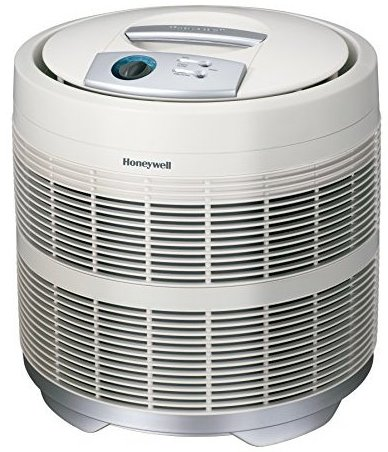 Image 0 of 50250-S 99.97 Pure HEPA Round Air Purifier by Honeywell