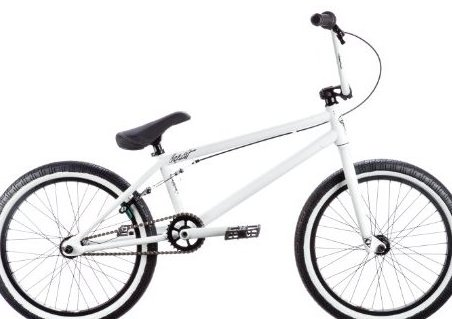 Image 0 of 2013 Kvant BMX Bike White 20.75-Inch by DK