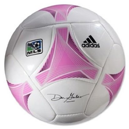 Image 0 of Adidas 2013 MLS Glider WITH MLS LOGO White 4 by adidas