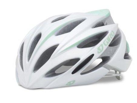 Image 0 of 2013  Womens Sonnet Helmet White/Soda Pollinate Small 51-55cm by Giro