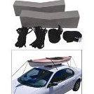 Image 0 of Attwood Marine - Attwood Kayak Car-Top Carrier Kit by attwood