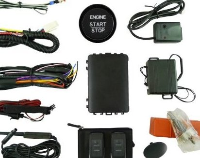Image 0 of AM-Universal-R Universal Smart Key System with Remote Sta by EasyGO