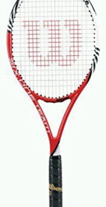 Image 0 of BLX Six.One Team 18x20 2012 tennis racquet 4 1/4 by Wilson