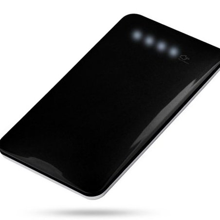 Image 0 of 4000mah Black Ultra-thin 0.29 Inches External Lithium Poly by Andream