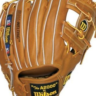 Image 0 of A2000 Barry Larkin Throwback 11.5 Inch Glove - Right-Handed by Wilson