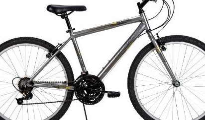 Image 0 of 26-Inch Mens ATB Granite Bike Silver by Huffy